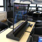 benefits of transparent oled screen