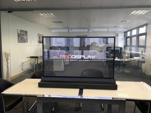 Transparent Oled Screen Pro Display