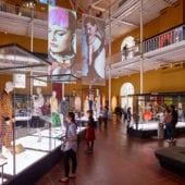 360 film visitor displays
