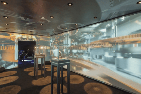 360° Projection Screens (Inside)