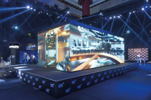 360° Projection Screens (Outside)