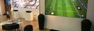 Fifa on Digital Glass