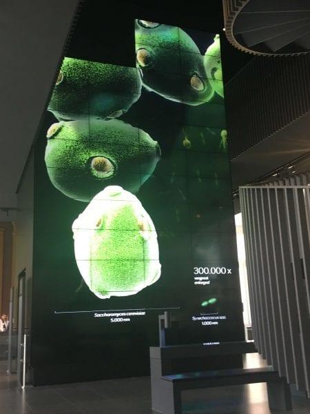 A broken video wall can disrupt even the most impressive displays