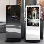 digital signage- LCD Advertising Kiosk