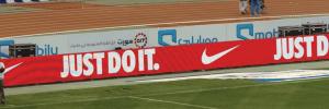 stadium perimeter led display