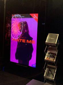 Mirrorvision Interactive Portrait Display