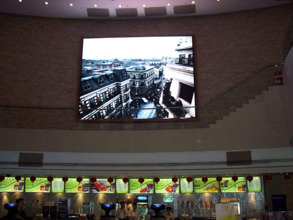 Indoor LED screens