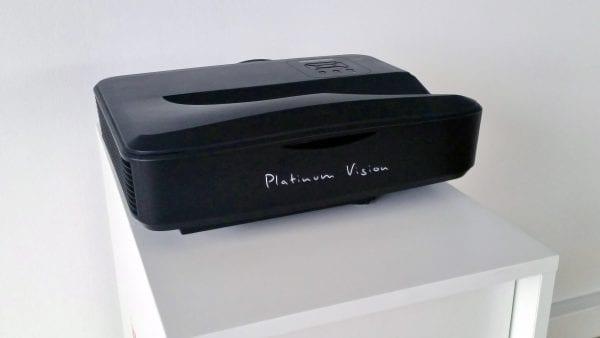 Platinum Vision® UST Laser Projector