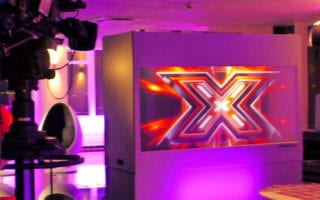 Pro Diffusion Rear Projection Film X Factor