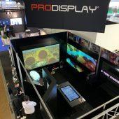 Sneak Peak of pro display stand
