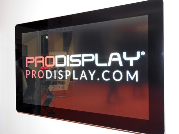 Pro Display Is An Award Winning British Manufacturer