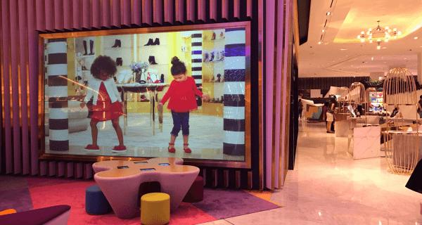 UST Digital Glass - The Dubai Mall