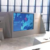 Museum display in norway