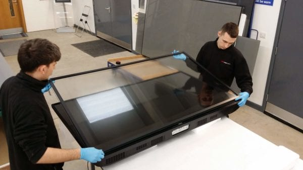 IR Touch Screen Overlay Kit | Retrofit Interactive Touch Frame