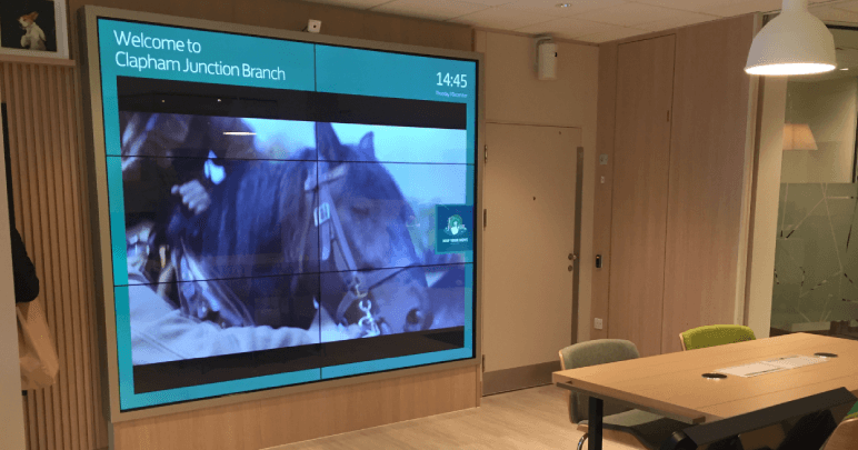 LCD Video Walls vs Projection - Pro Display