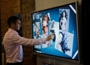intouch 65 inch interactive monitor