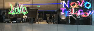 custom video wall