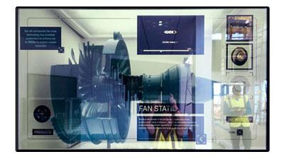 transparent screens the magic of transparent technology pro display