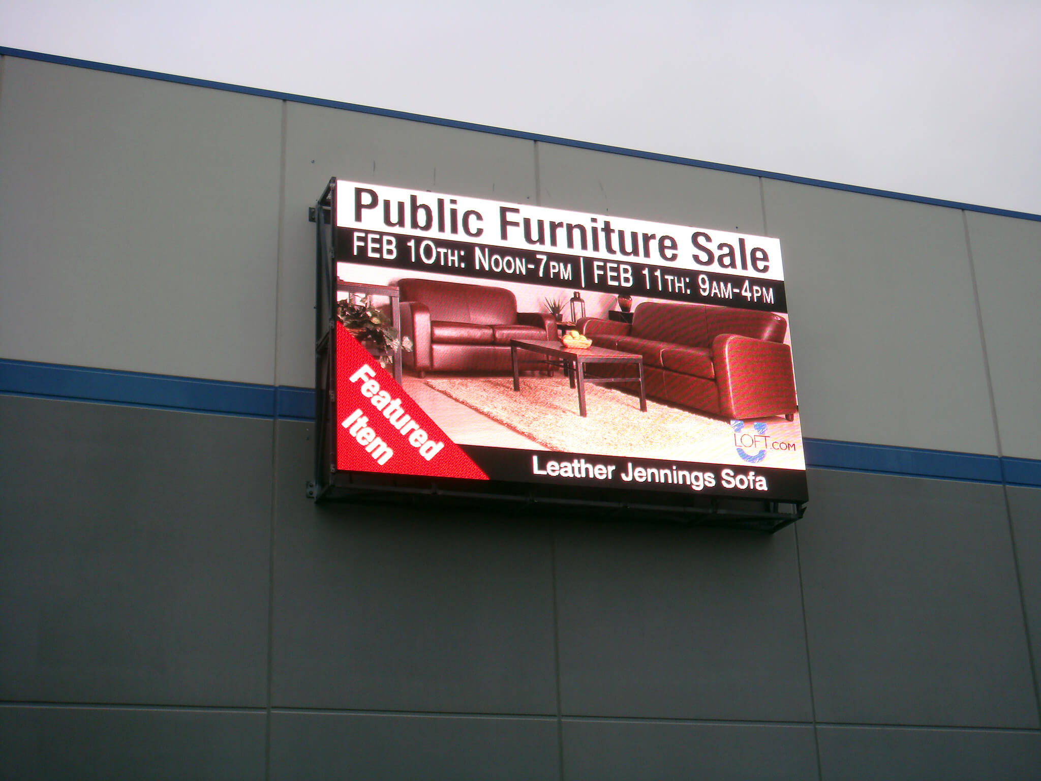 Outdoor Led Screen