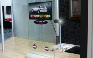rear-projection-interactive-kiosk-reception-areas