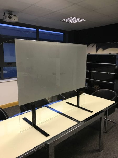 Ultra Short Throw Rear Projection Screen